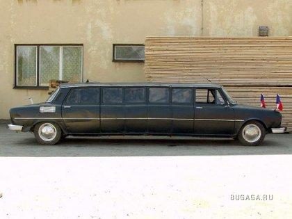 Лимузины: обычные и не очень ;)