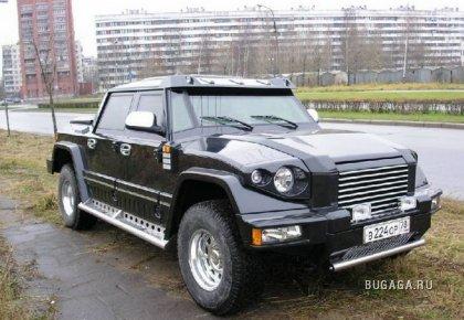 Автомобиль специальный модели - Т98