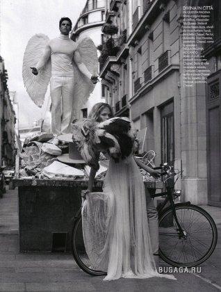 ����� � ������ �� Karl Lagerfeld