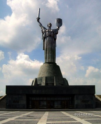 Самые Знаменитые Скульптуры Мира!
