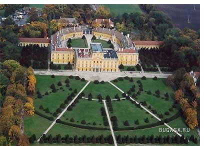 Знаменитые дворцы и замки!!!!