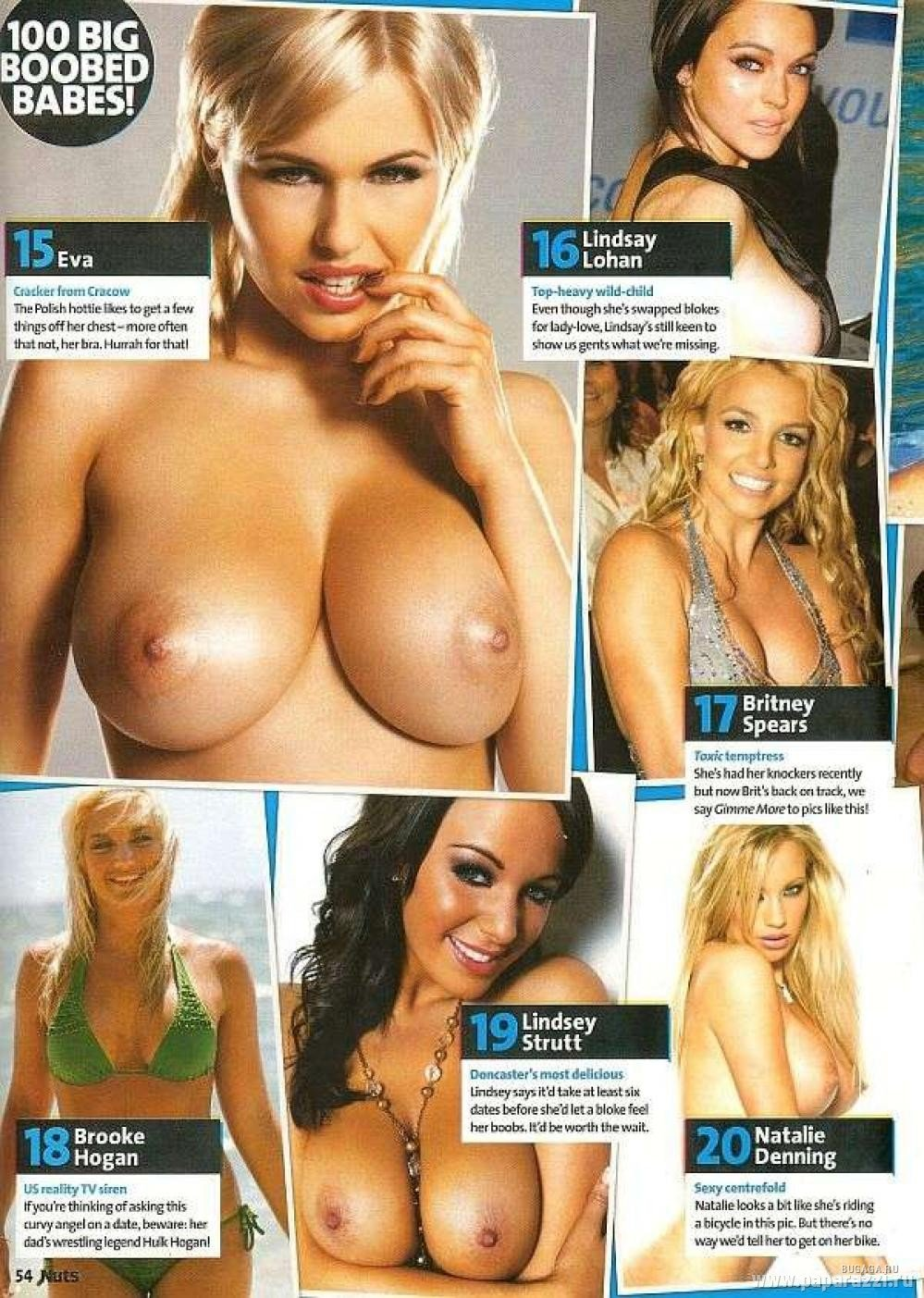 Топ порно звезд с большой грудью 7 фотография