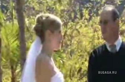 Жесть! Свидетель утопил невесту и священника!