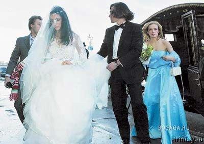 Звёздные свадьбы