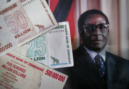 Кризис в Зимбабве
