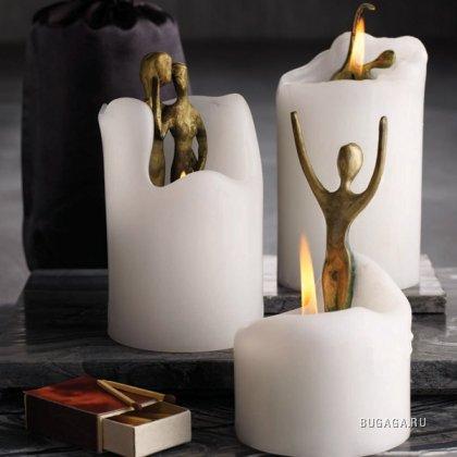 Свечи с душой