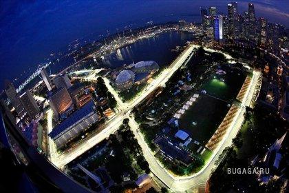 В предверии первого в истории Гран-При Сингапура