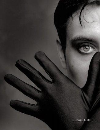 Top 8: чёрно-белые портреты