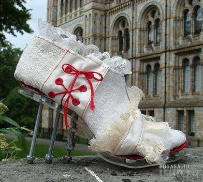 Новый взгляд на обувь