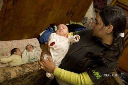 Самая юнная мать-героиня