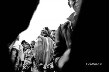 Подборка ч/б фотографий Африки
