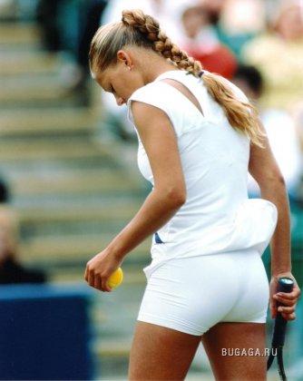 Теннис (16 фото)