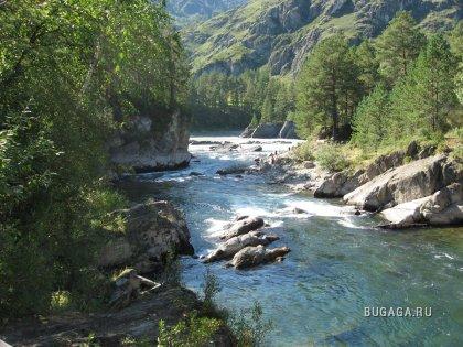 Горный Алтай - маленькая Швейцария