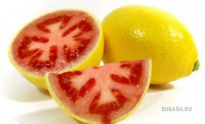 Несуществующие фрукты и овощи