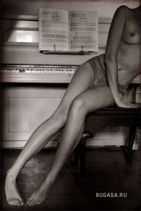 супер обнаженное женское тело