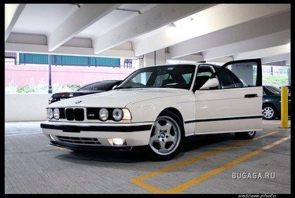 BMW M5 в кузове E34