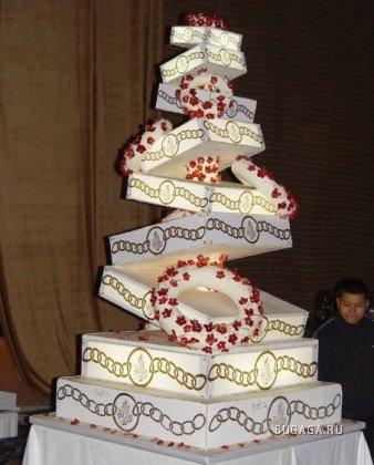 Считаете,что видели большие торты? Вы ошибаетесь..