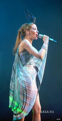 Kylie Minogue Tour, 16 фото