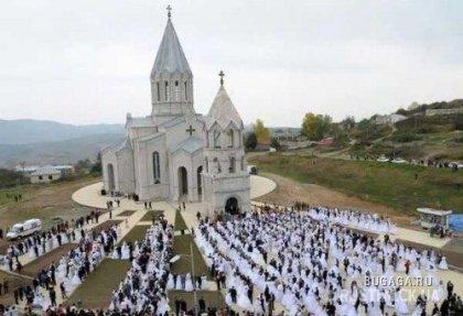 Свадьба на 700 пар