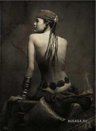 Женская красота от Владимира Клавихо-Телепнева