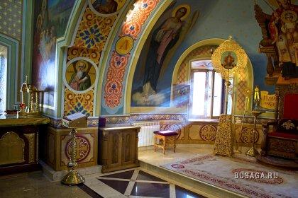 фрески в храмах