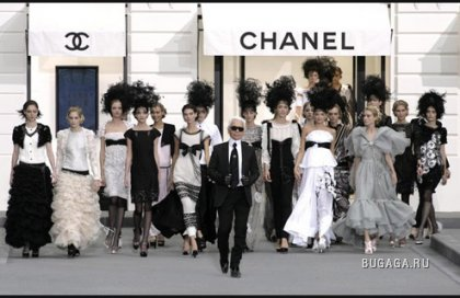 Paris Fashion Week Сhanel