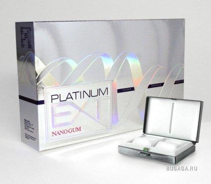 Платиновая жвачка Platinumgum