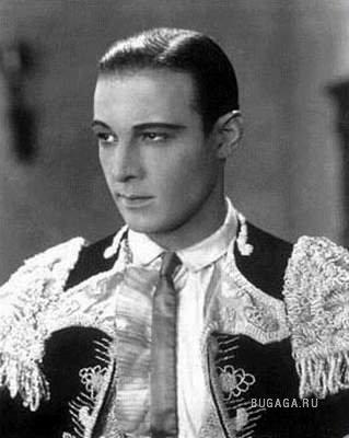 Рудольфо Валентино : кино герой-любовник