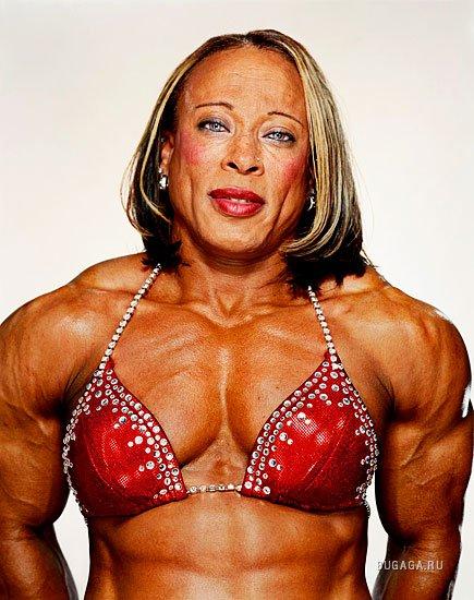 накачення большая грудь у женщины фото