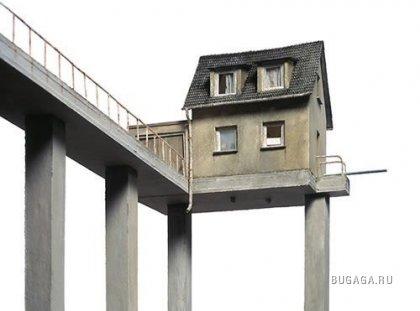 Странные и интересные здания