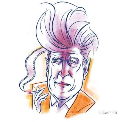 Карикатуры звезд — Кайл  Т. Уэбстер