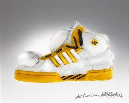 Необыкновенные дизайн-разработки Adidas Originals