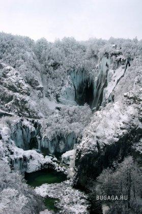 Зимняя Хорватия