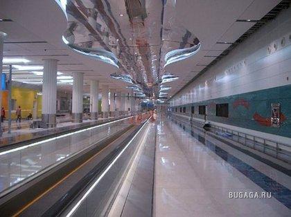 Каким будет метро в Дубаях