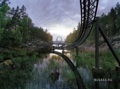 Парк развлечений будущего — музей природы