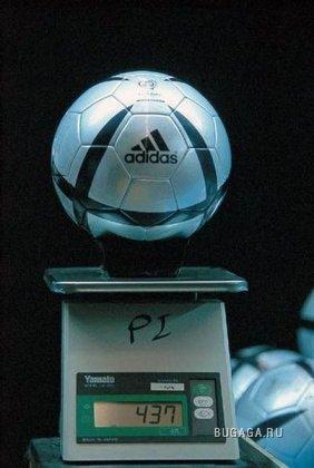 Как Adidas делает футбольные мячи