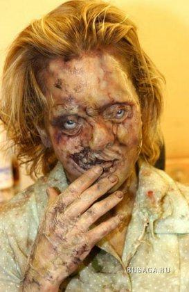 Грим для фильмов ужасов, 11 фото