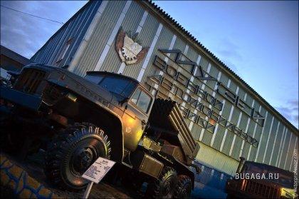 Музей Военной Автомобильной Техники