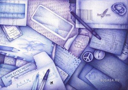 Иллюстрации Andrea Joseph