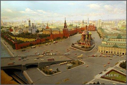 Москва с молотка...