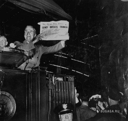 Vanity Fair опубликовал 25 лучших фотографий к новостям за 100 лет
