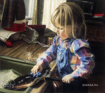 Работы художницы Шери Доти