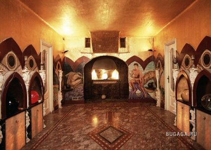 Подземный Храм Человечества