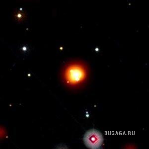 Взрыв на краю Вселенной было видно невооруженным глазом