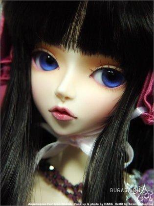Готичные куклы