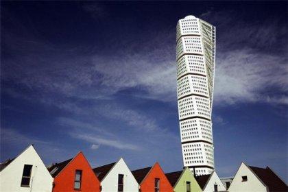 Turning Torso - самый высокий жилой дом в Европе