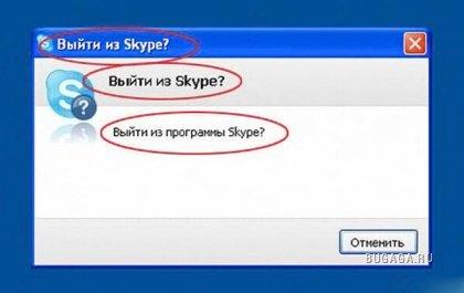 Skype-жаба