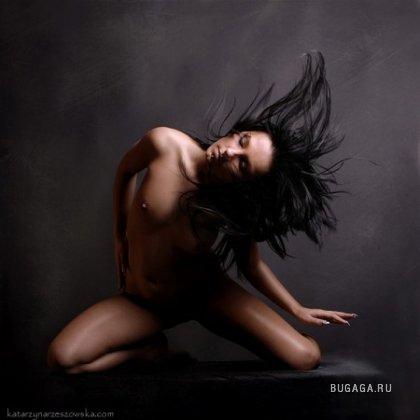 Работы фотохудожницы Katarzyna Rzeszowska