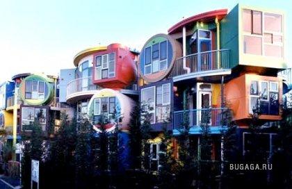 10 самых необычных домов мира
