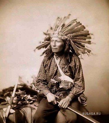 Дикий Запад в фотографиях 1887-1891 годов